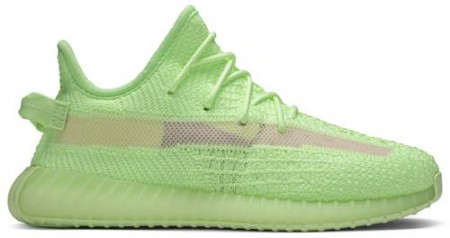 Fake ADIDAS YEEZY Shoes 350 V2 GID 'GLOW' (TODDLERS AND YOUTH)