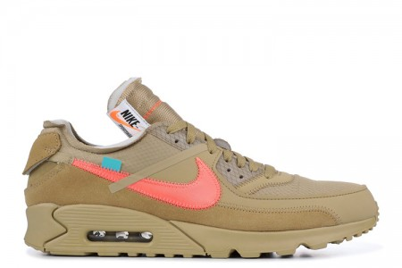"""The 10: Nike Air Max 90 """"OFF-WHITE"""""""