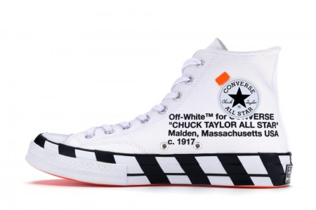Fake OFF-WHITE Converse Chuck 70 online sale