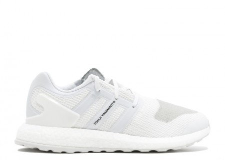 """Fake Adidas Y-3 Pureboost """"Crystal White"""" Shoes Online"""