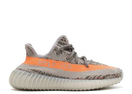 Fake II Yeezy Shoes 350 V2 Beluga SPLY-350 Orange