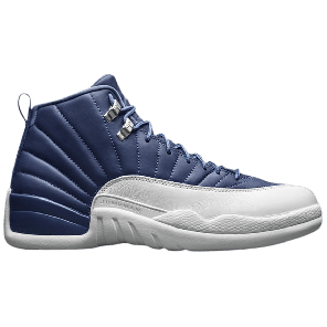 Fake Air Jordan 12 Retro Stone Blue