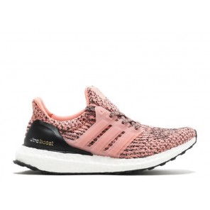 Fake Adidas Ultra Shoes W Still Breeze Pink Black White Shoes Online