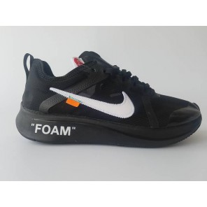 THE 10:Fake Air Zoom Fly X Off White Black for Sale