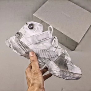 Fake Vetements × Reebok Genetically Modified Pump White for Sale Online