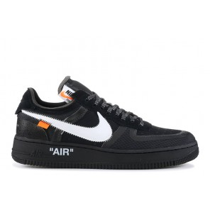 """The 10: Nike Air Force 1 Low """"Off White"""" Black online"""
