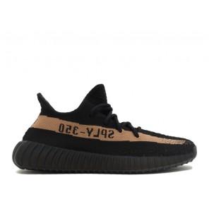 Fake Adidas Yeezy Shoes 350 V2 Copper SPLY-350 Black Copper Black