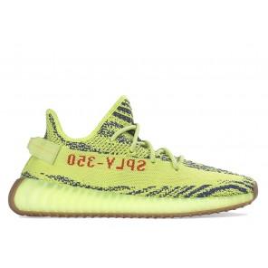 "Fake II Adidas Shoes 350 v2 ""Semi-frozen Yellow"" 2017 Shoes"