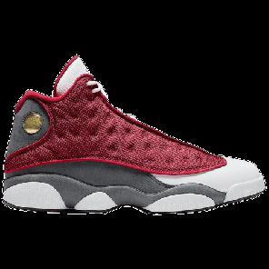 Fake Air Jordan 13 Retro Gym Red Flint Grey