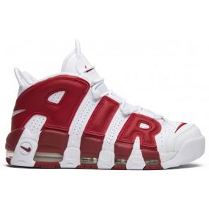 Fake Nike Air More Uptempo Varsity Red