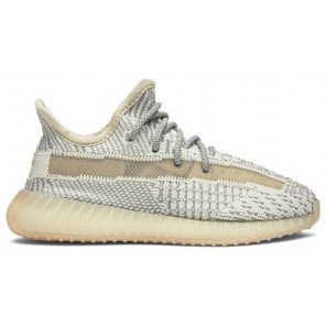 Fake ADIDAS YEEZY Shoes 350 V2 'LUNDMARK 'NON-REFLECTIVE (TODDLERS AND YOUTH)