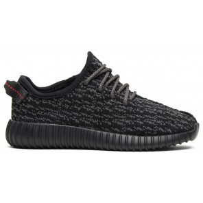 Fake ADIDAS YEEZY Shoes 350 PIRATE BLACK (TODDLERS AND YOUTH)
