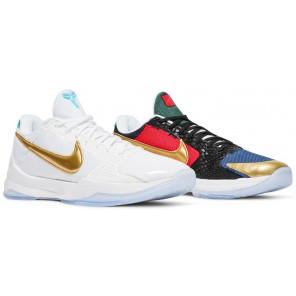 Fake Nike Kobe 5 Protro Undefeated What If Pack