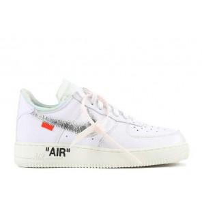 UA Air Force 1 07 OFF WHITE Metallic Silver Sail Online