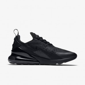 Fake Air Max 270 Black Sneaker Black Sole for Sale Online
