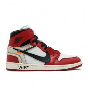 Fake Off White X Nike Air Air Jordan 1 for Sale