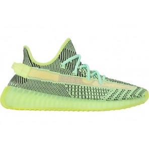 "Fake ADIDAS YEEZY Shoes 350 V2 ""YEEZREEL"" NON-REFLECTIVE"