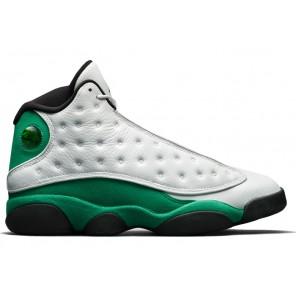 Fake Air Jordan 13 Retro Lucky Green