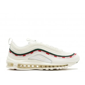 Fake Nike Air Max97 Undefeated White for Sale Online