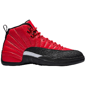 Fake Air Jordan 12 Retro Reverse Flu Game